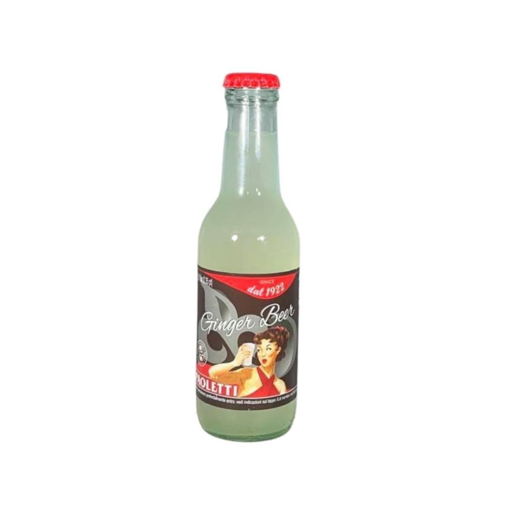 Ginger Beer 0,2L - Paoletti